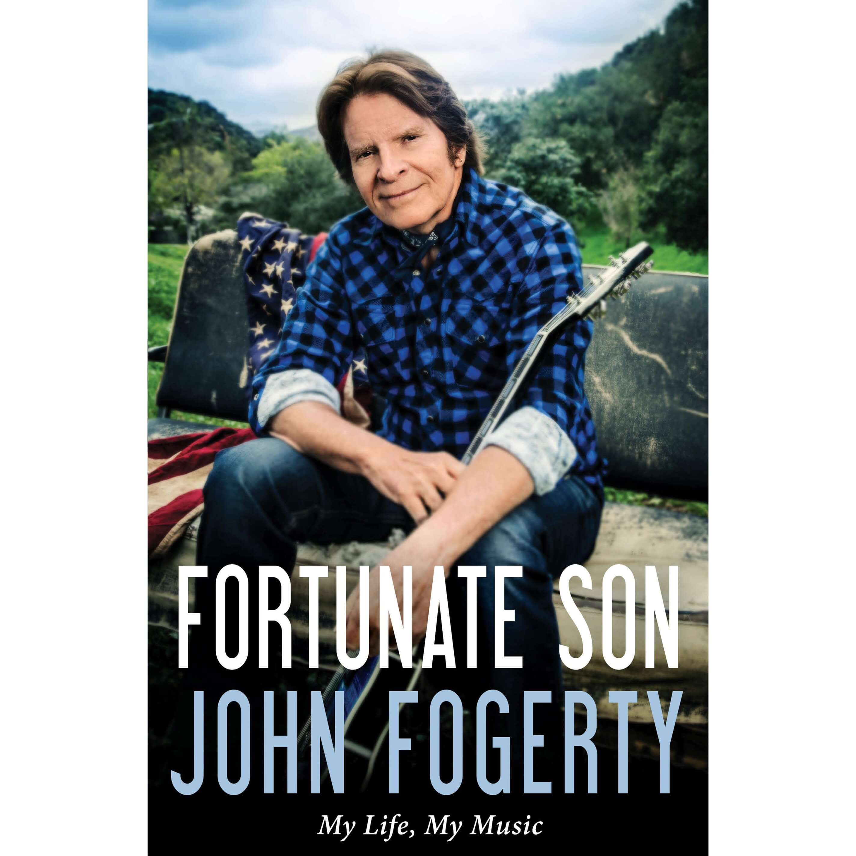 "Review of John Fogerty's Memoir ""Fortunate Son"""