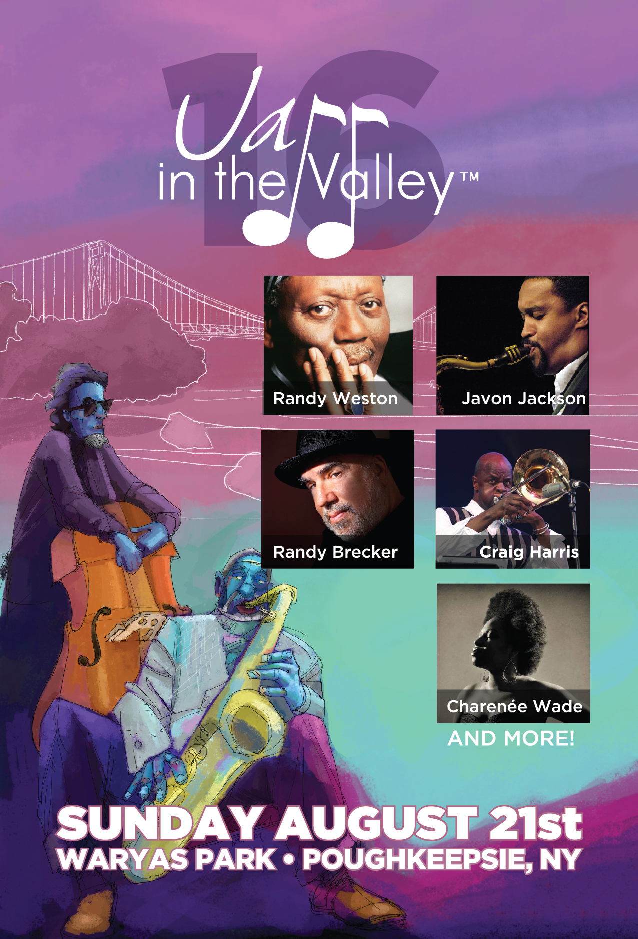 JAZZ 'AT HOME' ON THE HUDSON – JAZZ IN THE VALLEY