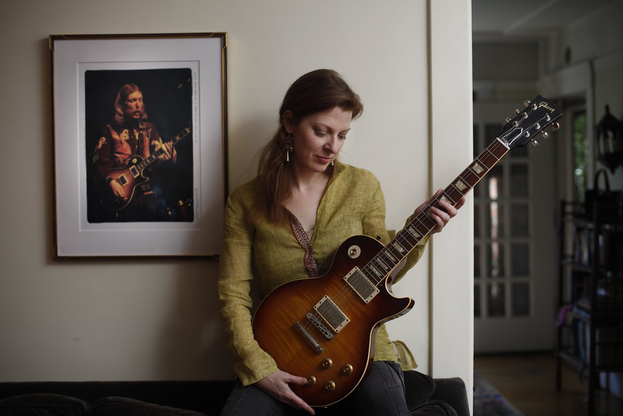 "GALADRIELLE ALLMAN'S – ""PLEASE BE WITH ME: A SONG FOR MY FATHER"""