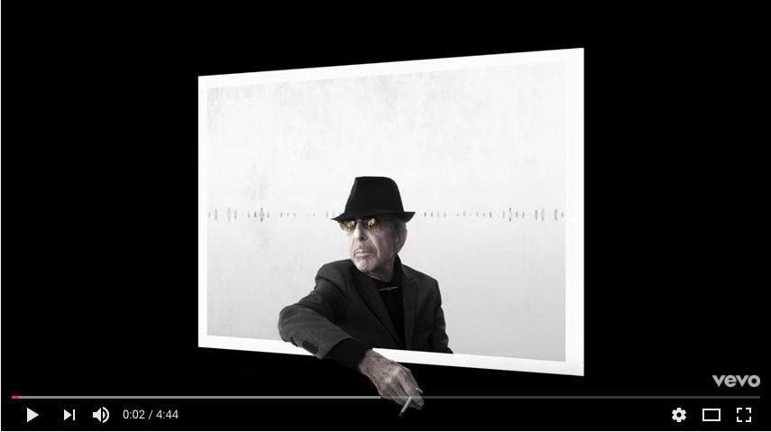 "<span class=""dojodigital_toggle_title"">Leonard Cohen – A Reflection</span>"