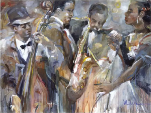 Review: The Jazz & Blues Art Box