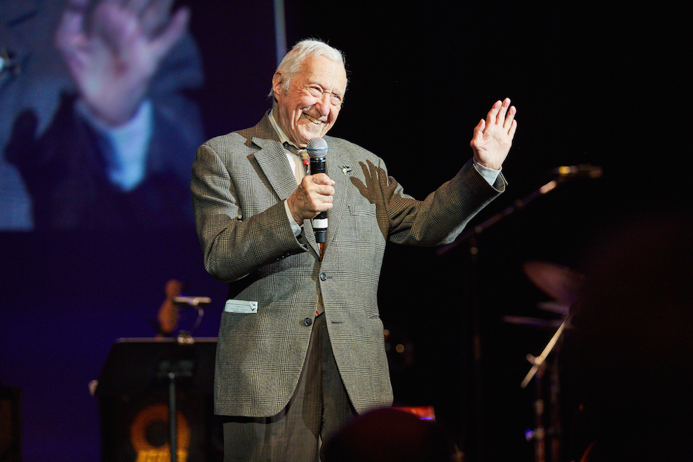 Jazz Notes: Berklee Hosts a Gala Honoring Jazz Impresario Fred Taylor and the Stars Come Out