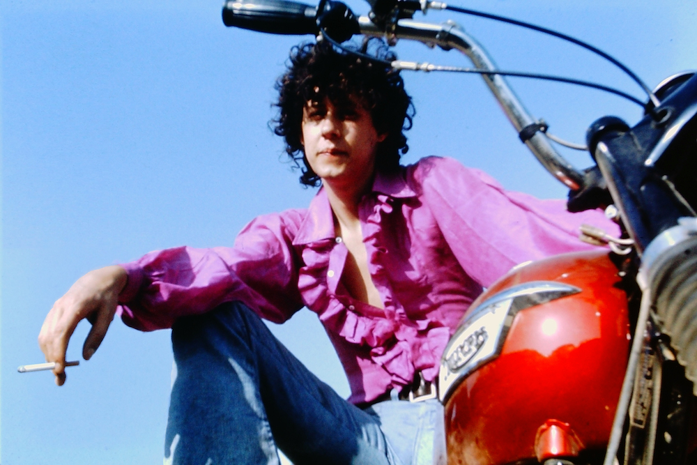 Arlo Guthrie motorcycle