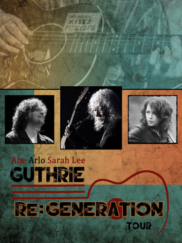 Arlo Guthrie Re: Generation Tour