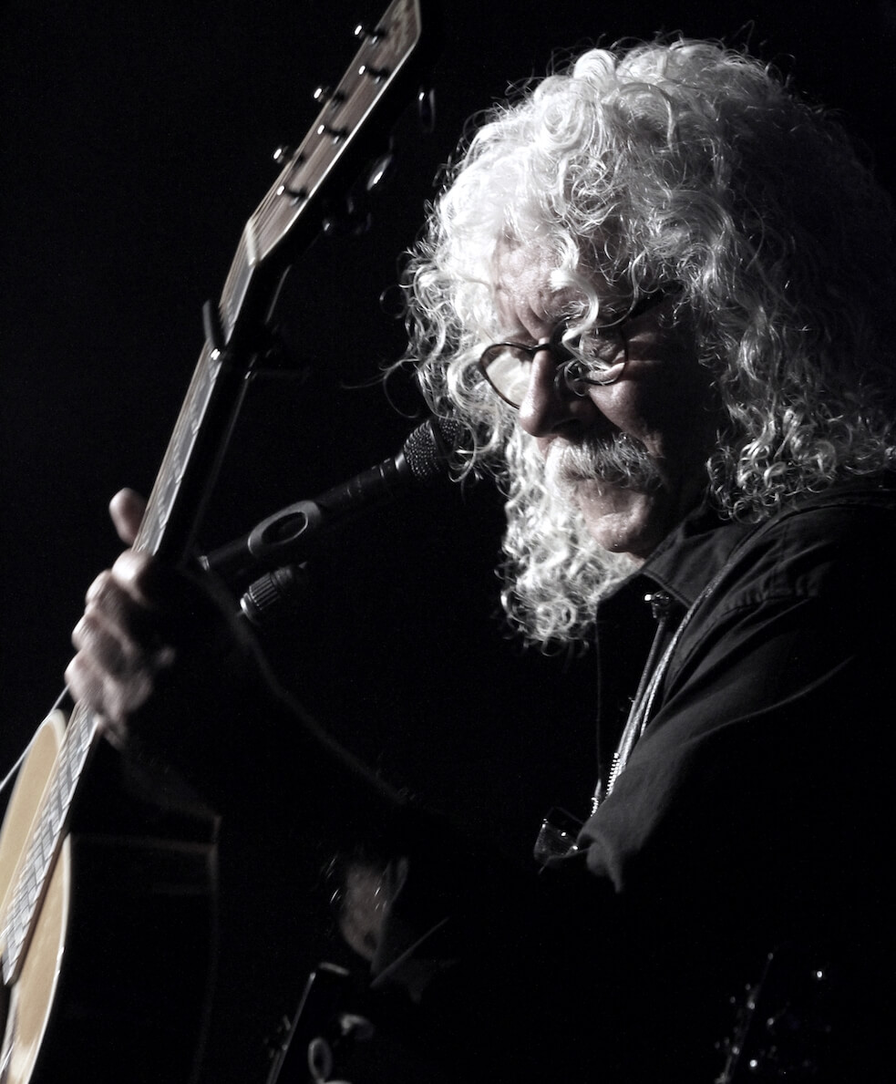 Arlo Guthrie Continues His Family's Legacy With His Re:Generation Tour