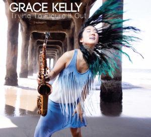 Jazz prodigy Grace Kelly