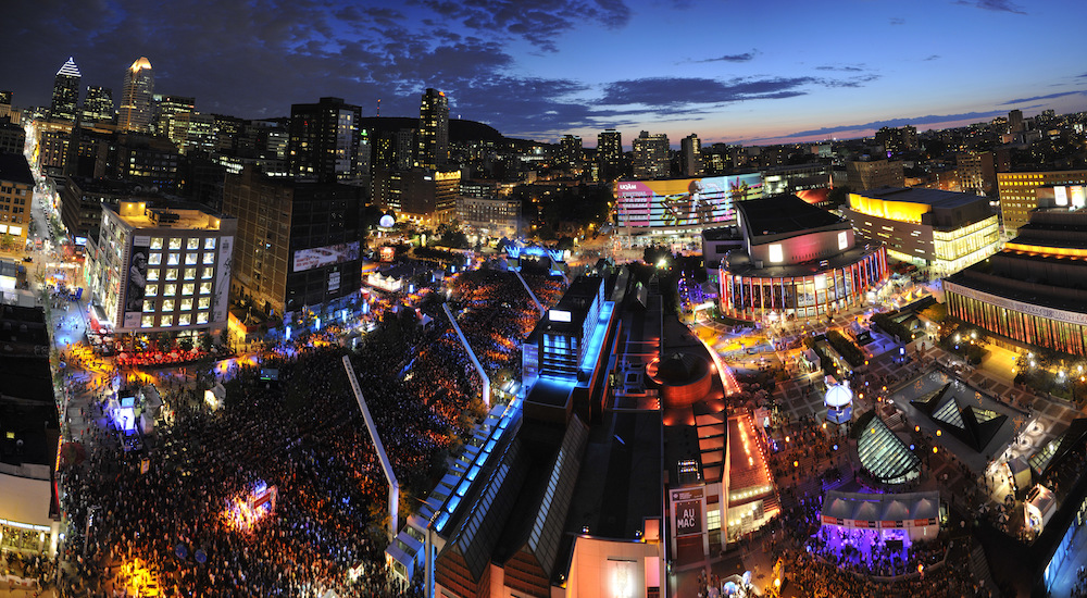 Montréal Jazz Festival Ignites With a Summer Extravaganza of Music