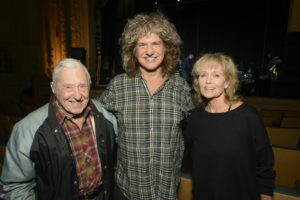 Fred Taylor and Robin Young with Pat Metheny