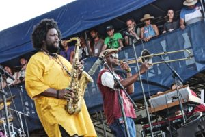 2019 Newport Jazz Festival Excels with Musical Diversity