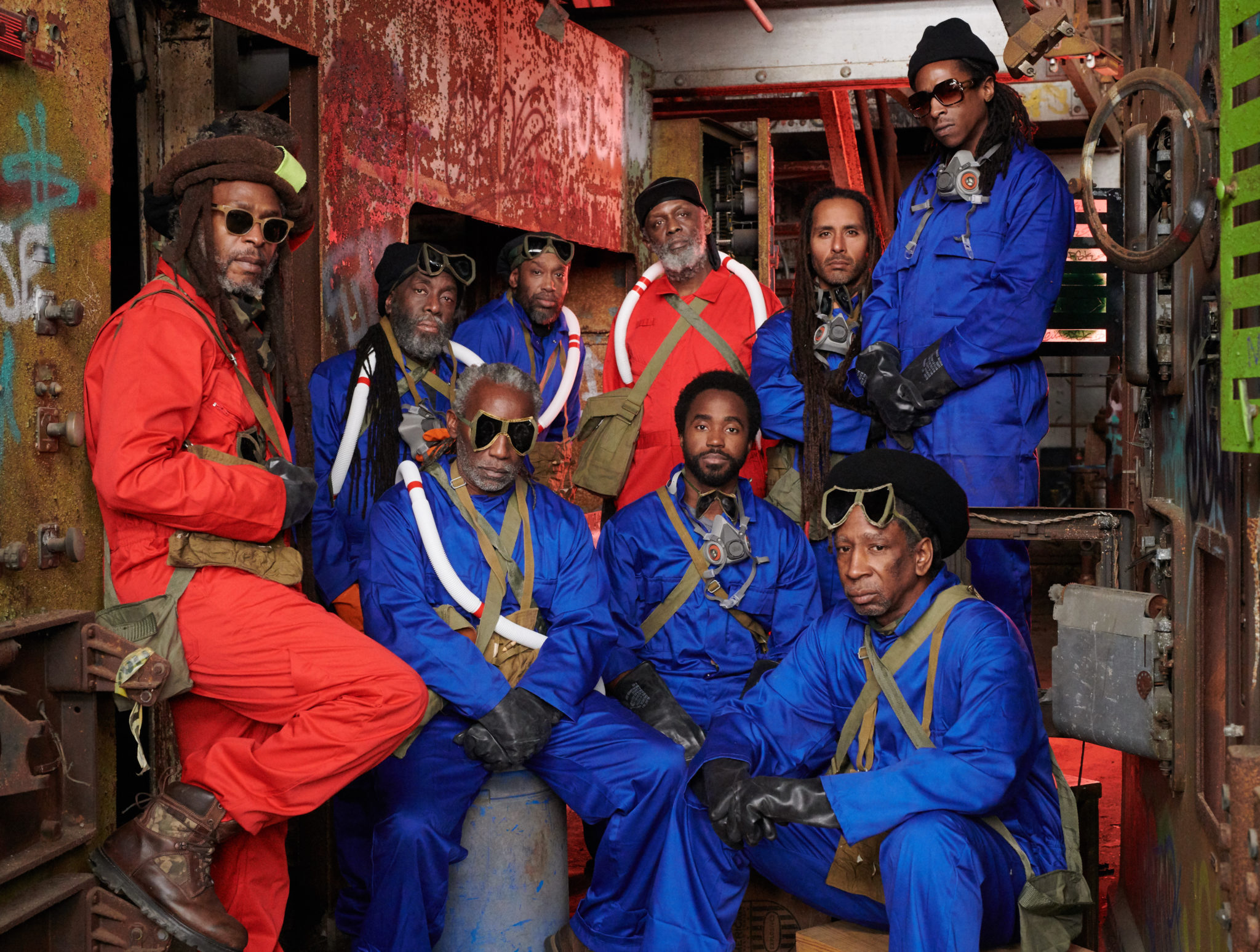 "Reggae's Steel Pulse talks the talk with new release ""Mass Manipulation"""