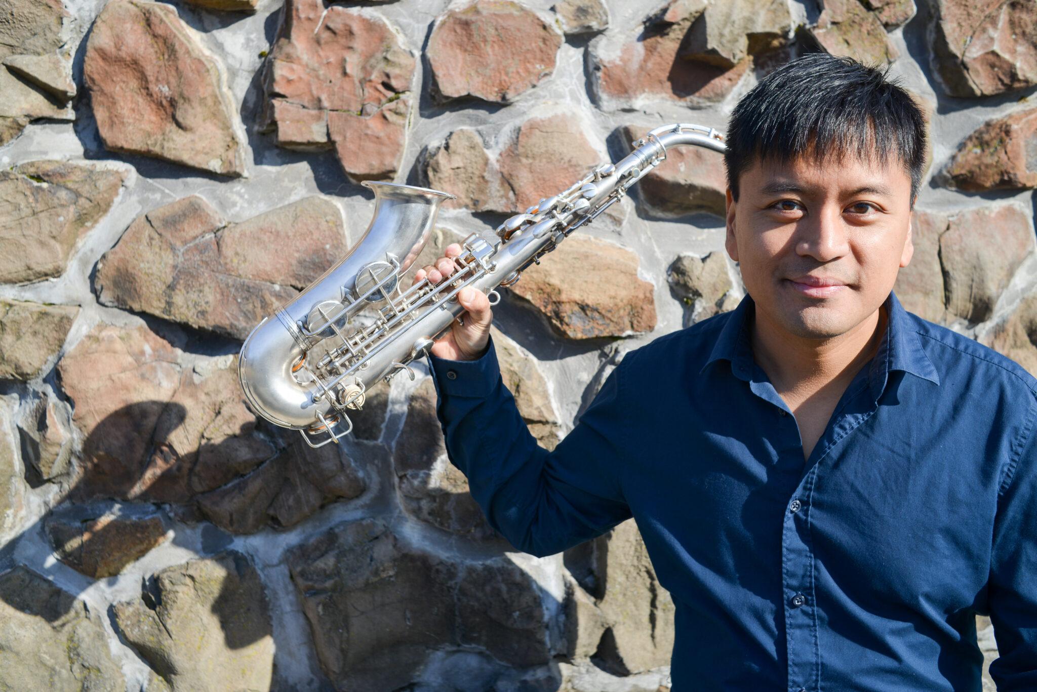 """""""Free"""" Jazz saxophonist Jon Irabagon channels Charlie Parker in Black Hills"""